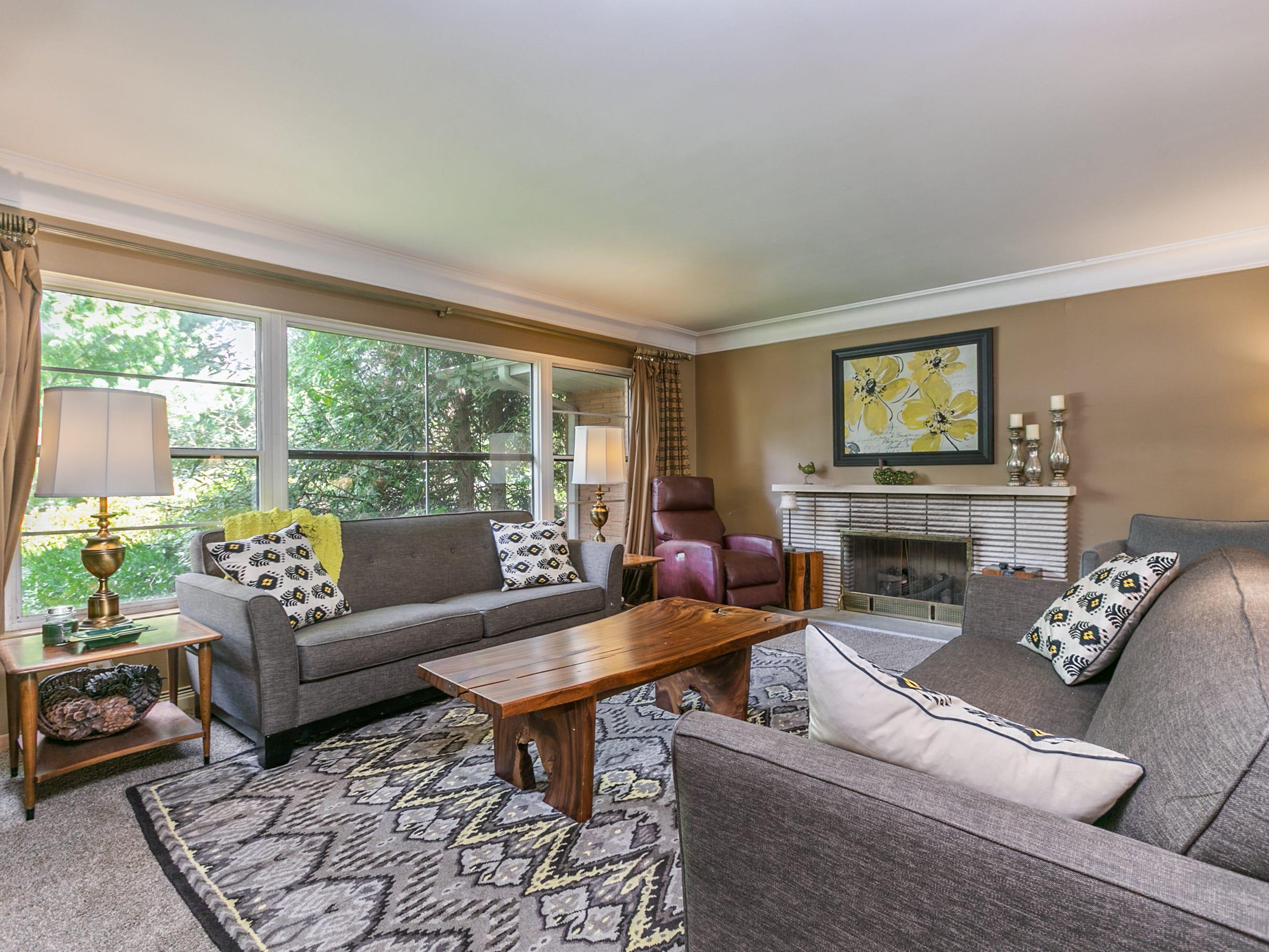 The Springfield home of Keri Franklin and Aaron Matkowski on October 3, 2018.