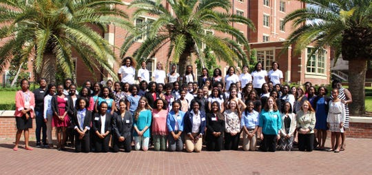 Ladies Learning to Lead: Each year, L3 hosts a two-day overnight conference that lets participants experience college life while preparing for independence and careers.
