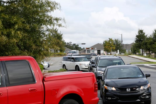 Costco Gas Line Hurricane Michael 100818 Ts 101
