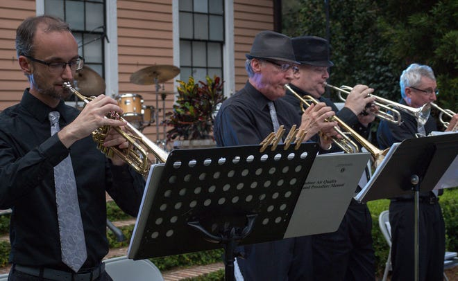 The Thursday Night Music Club plays at Moon Over Maclay in 2015. This year's event has been rescheduled for Nov. 4.