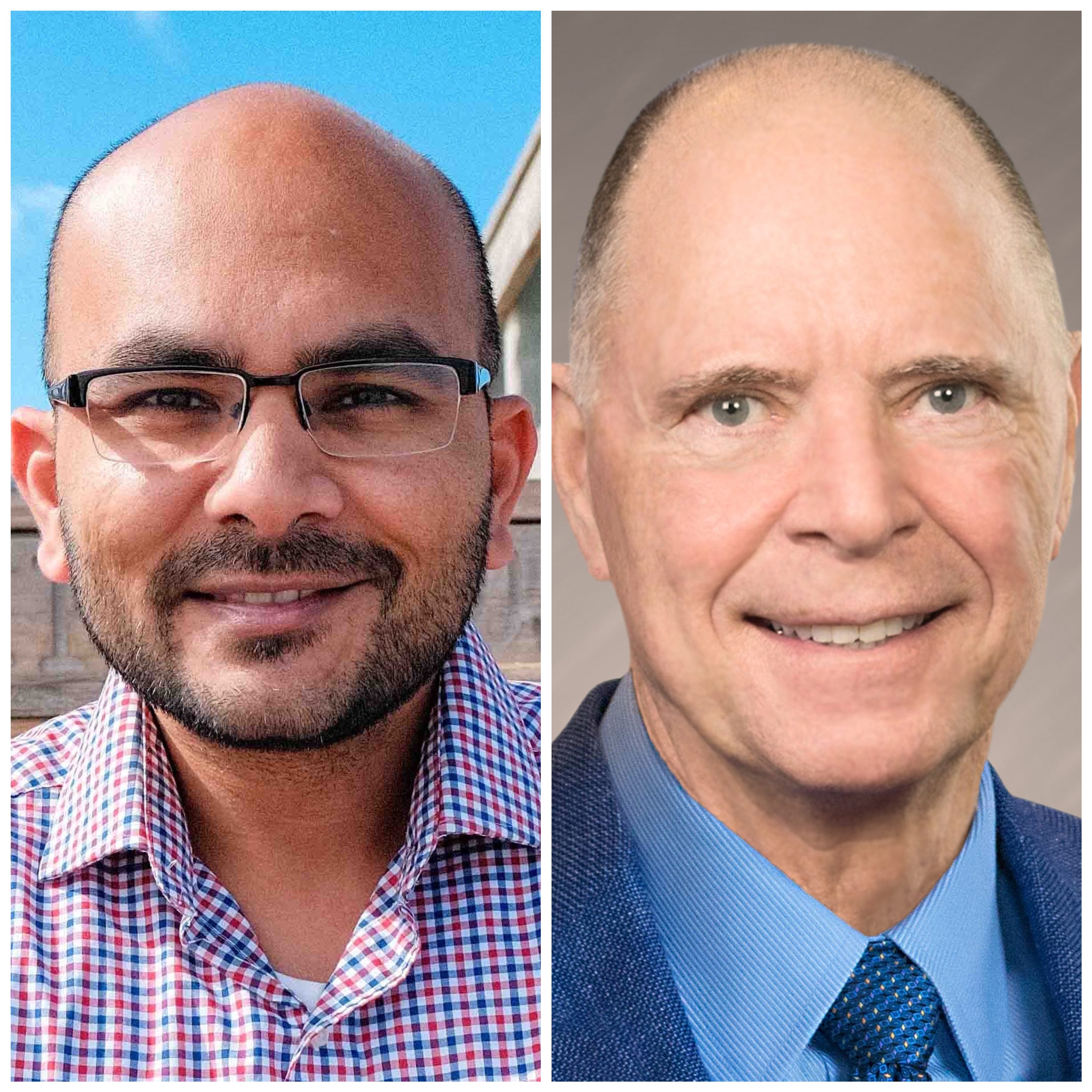 Candidates for U.S. House of Representatives District 8 talk to TCPalm's Editorial Board