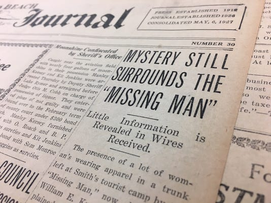 Dec 30 Missing Man