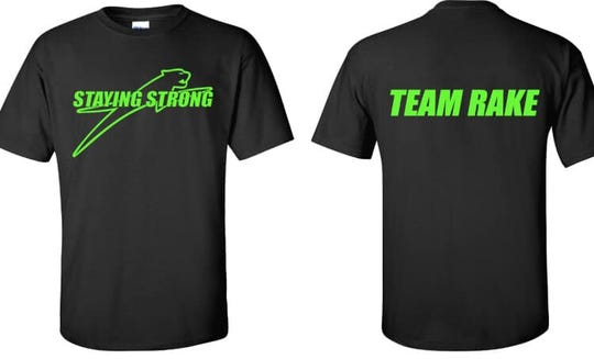 Friends of Dakota Rachu have created shirts to raise money for medical bills and other needs of the family after Dakota was involved in a crash on Sept. 28.