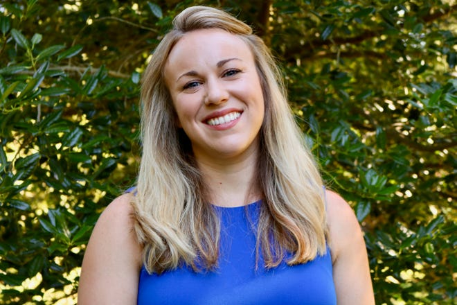 Meghan Wallace is the co-founder and board chair of Mary Ann's List, an organization and Political Action Committee dedicated to electing pro-choice Democratic female candidates at every level of Delaware government.