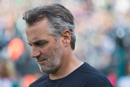 Philadelphia Eagles defensive backs coach Cory Undlin
