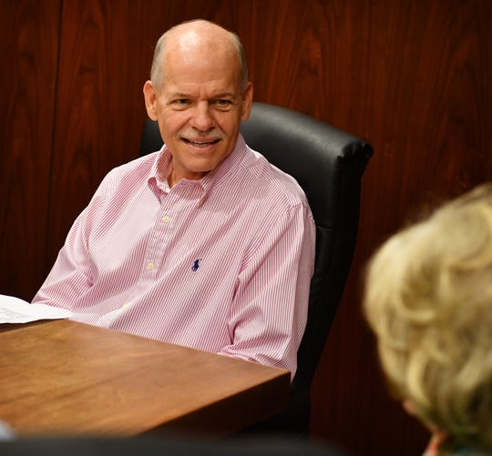 Mark Lukert is a candidate for the Wichita Falls ISD School Board.