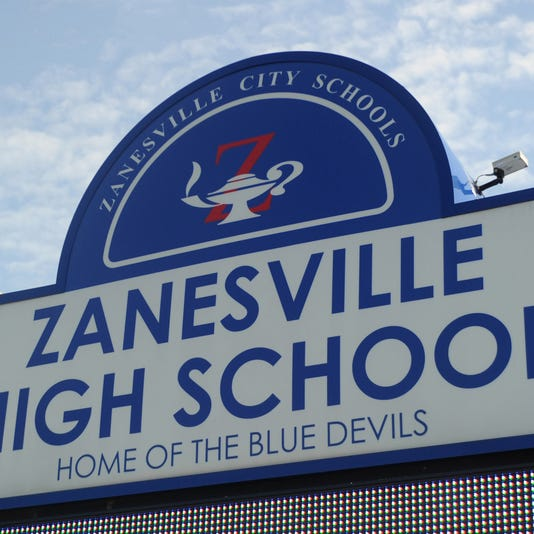 Zan Zanesville High School Stock
