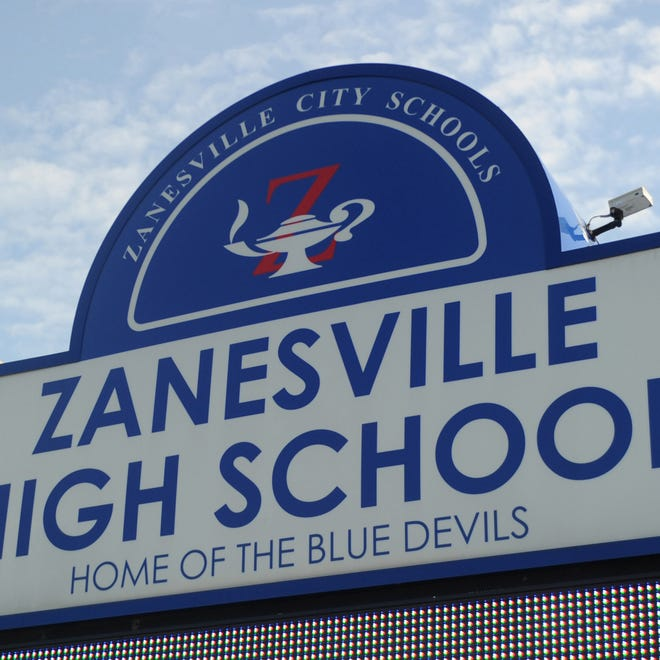 Zanesville High School is requiring students and staff to wear masks from Sept. 7 from Sept. 17.