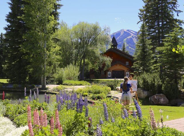 Idaho: Sun Valley is home to the first destination ski resort in the country, but it's become a destination year-round thanks to its nature trails, thriving arts and culture scene, premier shopping and top-of-the-line cuisine. It's also extremely dog friendly, so your furry friend can come along for a weekend trip. While you're there, check out the collection of celebrity photos at the Sun Valley Lodge, go paragliding with Fly Sun Valley, get cultured with a gallery tour, and find your Zen at the Garden of Infinite Compassion at the Sawtooth Botanical Garden. Sawtooth Botanical Garden: No fee, donations welcomed.
