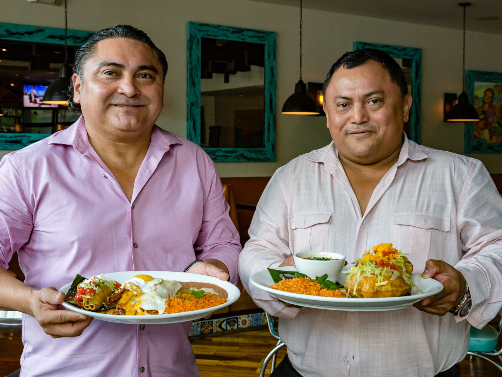 "Owned and operated by brothers Mario and Ivan Urtecho, La Comida is popular for its from-scratch Tex-Mex and accommodating hospitality. ""We put our heart and soul into this place because that's what it takes to be successful,"" says Ivan. ""It's all about taking care of the customer,"" adds Mario. ""Whether you are vegan or vegetarian or if you want tortilla soup and vegetables instead of rice and beans on your enchilada plate, we will do it. That's why we make everything to order and use only the best produce and fresh spices."""