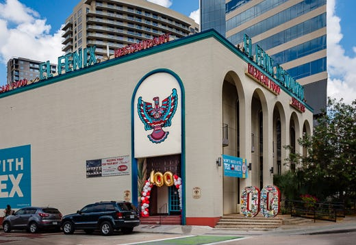 El Fenix Is Celebrating The 100th Anniversary Of Its Original Downtown Dallas Location This Year