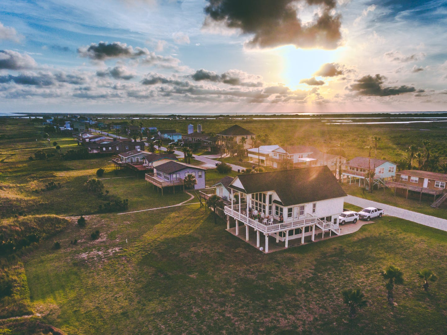 Texas: Whether you want to be super active or just lay low, you can do that at Matagorda, located on the Texas Gulf Coast. Spend the day bird watching or fishing, or building sand castles and listening to the waves roll in. History buffs can explore the many local historic sites, shopping enthusiasts can go on a shopping excursion in town, and nature lovers can explore the wildlife areas at the Matagorda Bay Nature Center. No matter what your activity (or non-activity) of choice is, make sure you eat a fresh seafood dinner at some point during your stay.  When you're planning your stay here, avoid booking through a 1-800 number. Experts say that's one of the best ways to save money on your vacation. Matagorda Bay Nature Park: $5