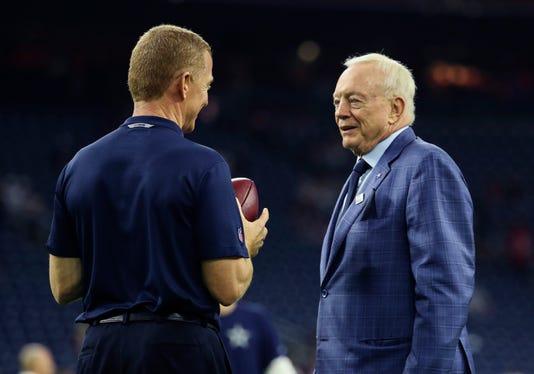 Usp Nfl Dallas Cowboys At Houston Texans S Fbn Hou Dal Usa Tx
