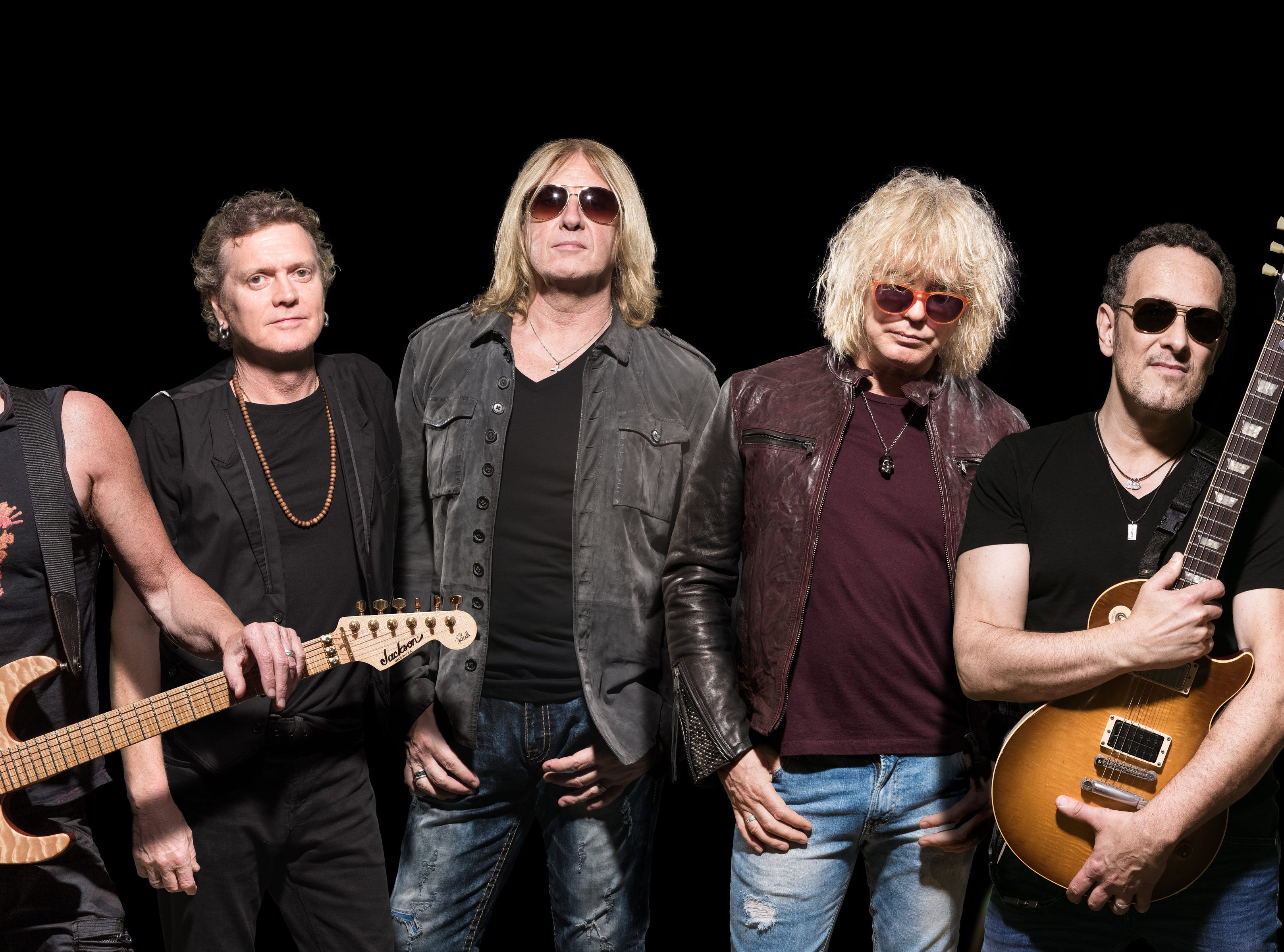 There are 15 nominees for induction into the Rock & Roll Hall of Fame in 2019, including Def Leppard, pictured here. To be eligible for nomination, an individual artist or band must have released its first commercial recording at least 25 years prior to the year of nomination. Six out of 15 of the nominees are on the ballot for the first time. Def Leppard band membmers include, from left, Phil Collen, Rick Allen, Joe Elliott, Rick Savage and Vivian Campbell.