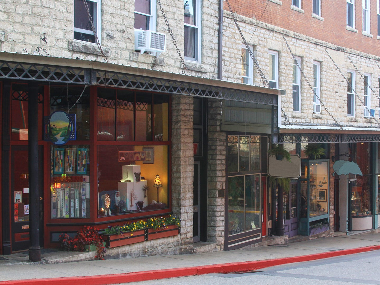 Arkansas: The northwest Arkansas town of Eureka Springs is one of America's bucket list destinations and an idyllic getaway any time of the year. In the summer, it's an escape from the lowland heat; in the fall, it's one of the best places to see autumn foliage; and in the winter, the town resembles a Christmas wonderland. The Main Street area is a shopper's delight, and foodies can enjoy everything from ethnic cuisine to fine dining. For fans of the supernatural, be sure to take a ghost tour of the historic town. Haunted Eureka Springs Walking Tour: $13.50 per person.