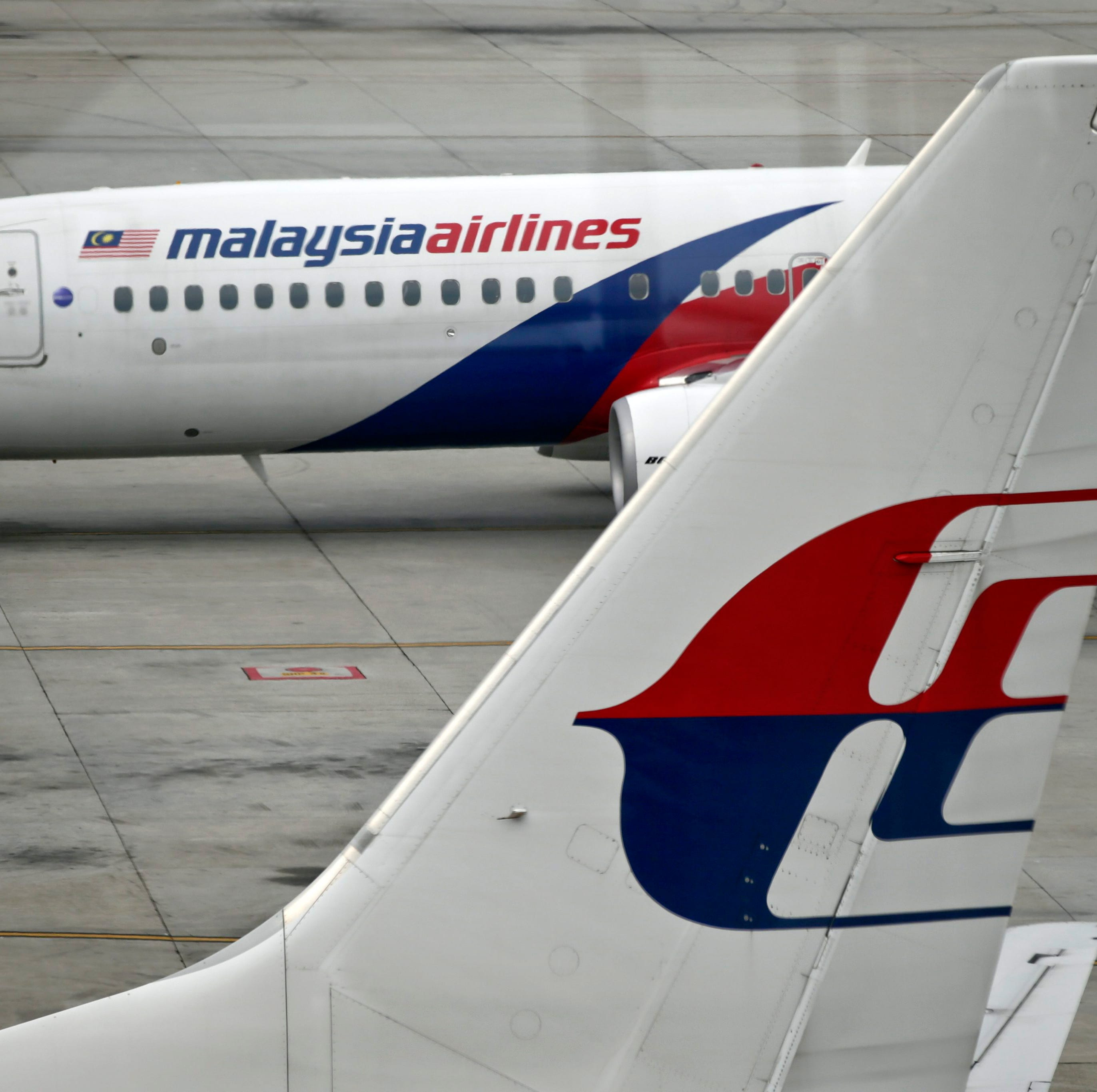 Malaysia Airline aircrafts taxi at the Kuala Lumpur International Airport (KLIA) in Sepang outside Kuala Lumpur, Malaysia, July 20, 2015.