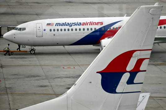 Epa Malaysia Transport Mh370 Anniverary Dis Transport Accident Mys Se