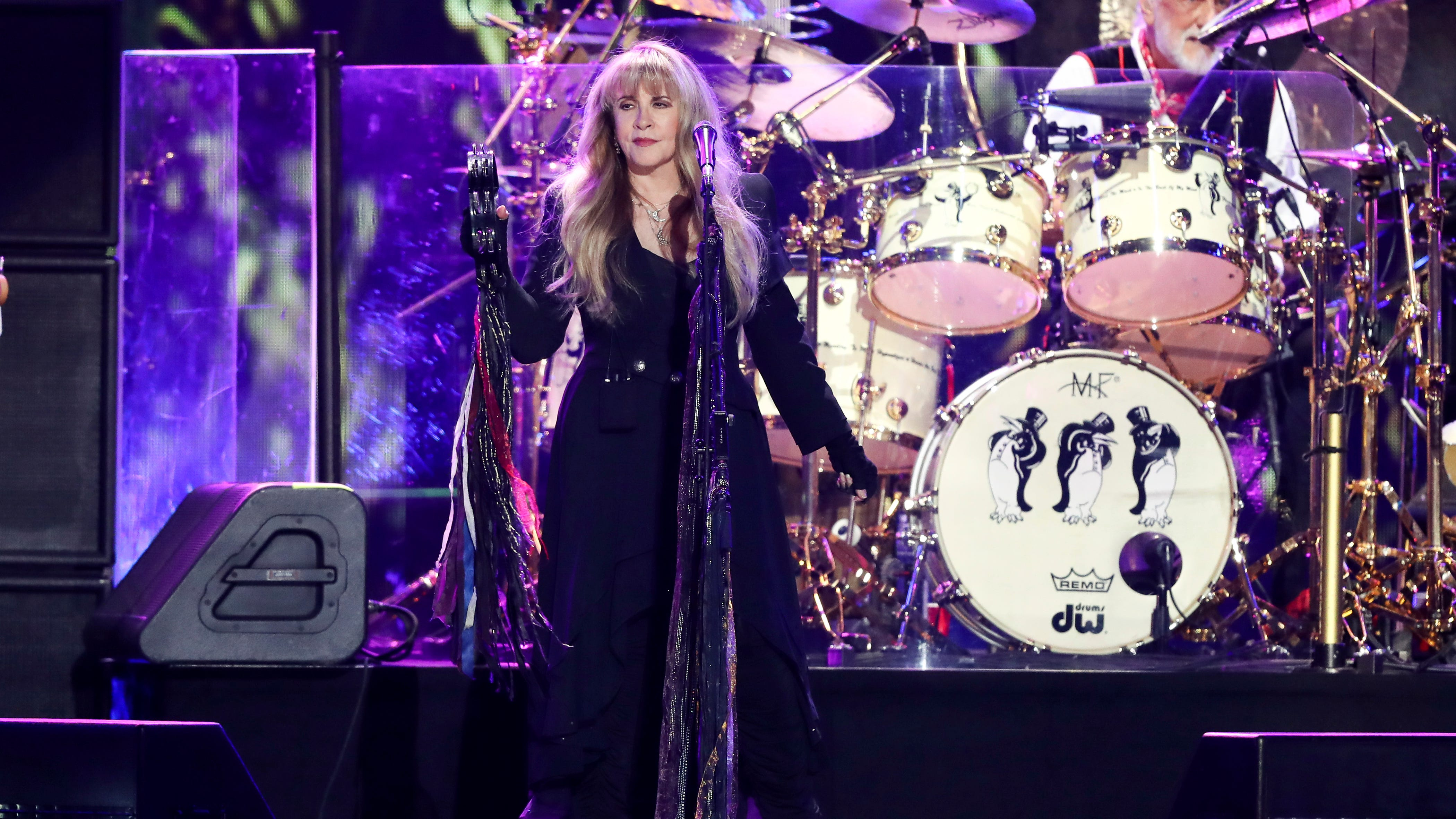 Stevie Nicks. Here, she performs at the 2018...