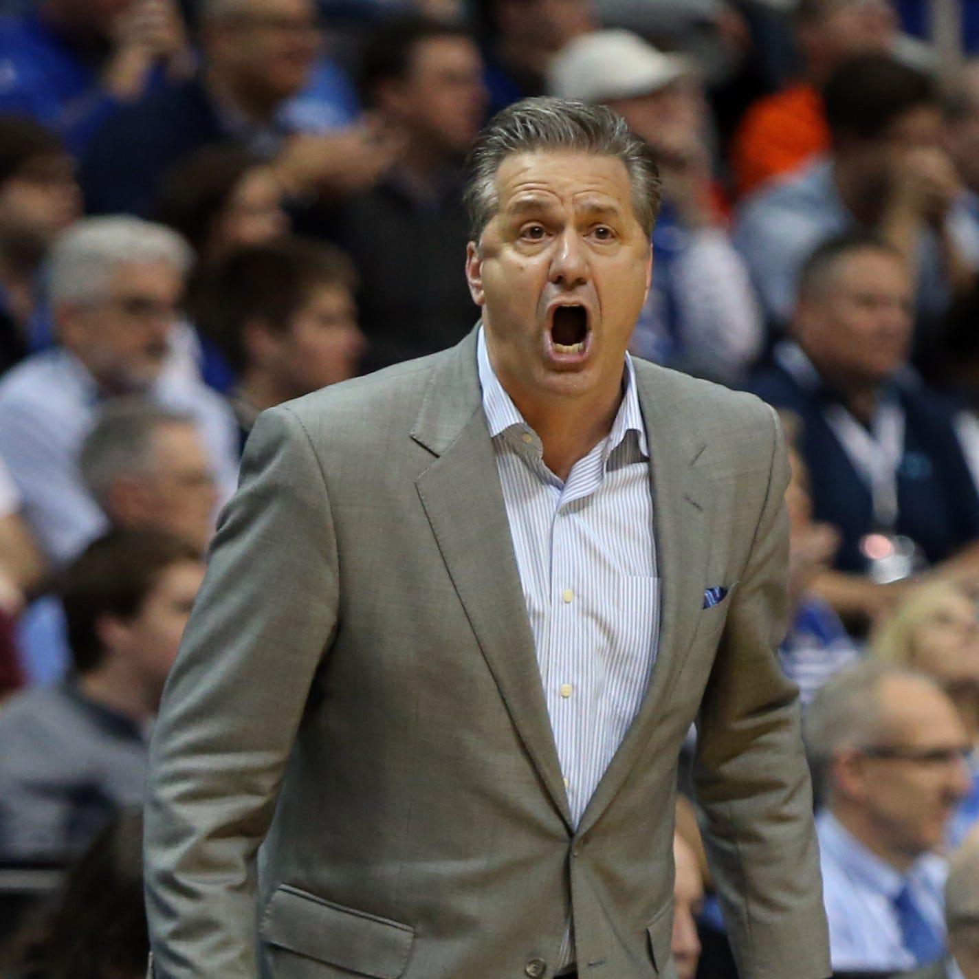 Should John Calipari have won more titles with Kentucky basketball?