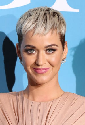 US singer Katy Perry announced Monday that she is stepping back from music to focus on other interest's in her life.