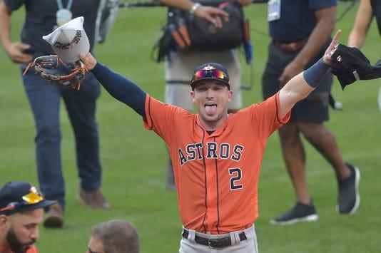 Mlb Alds Houston Astros At Cleveland Indians