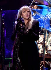 Fleetwood Mac's Stevie Nicks could make history with second induction.