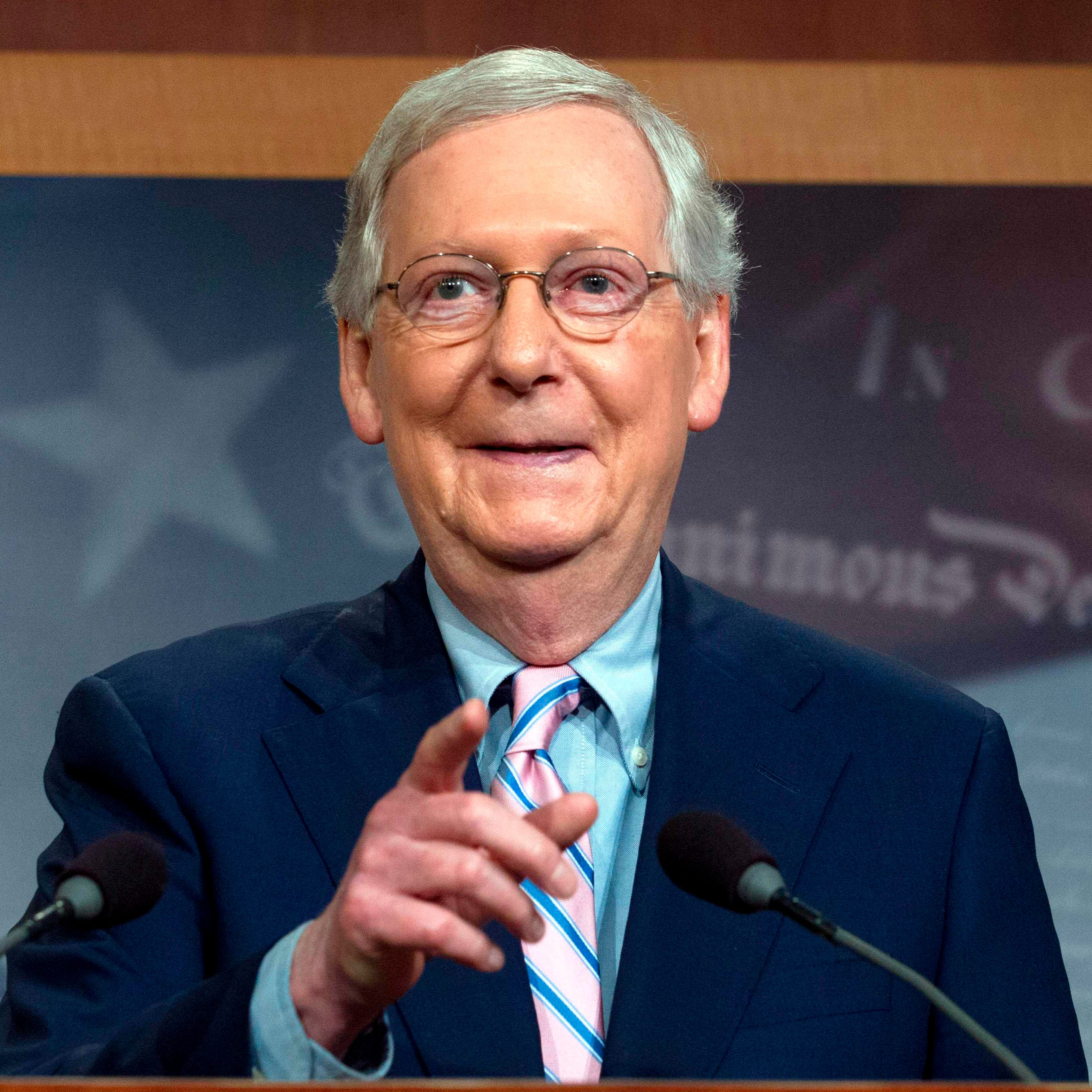 McConnell may have an even larger majority when midterm dust settles
