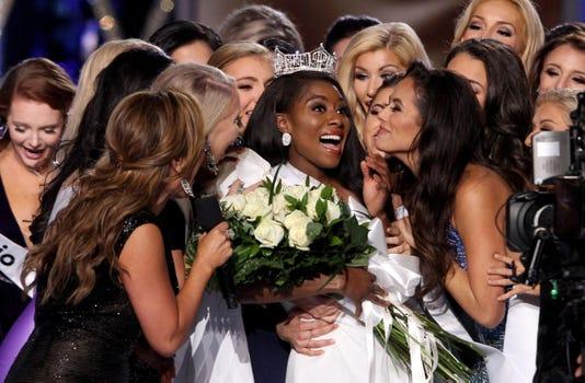 Usp Entertainment Miss America Pageant 2019 E Nj