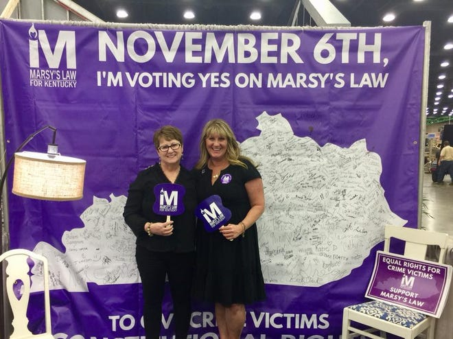 On November 6th, Kentuckians will have the opportunity to vote for crime victims' rights.
