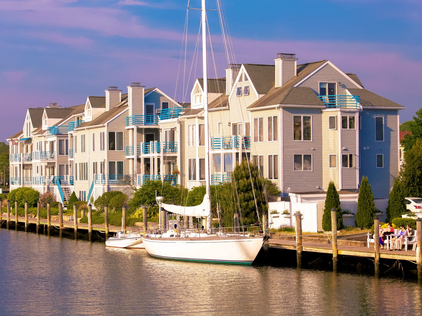 Connecticut: The shoreline town of Mystic is best known for its iconic Bascule Bridge and its overall New England charm. Shop at the colorful mom and pop shops, visit the Mystic Museum of Art or a local gallery, snack on cider and fresh doughnuts at B.F. Clyde's Cider Mill, or gaze at the sea creatures at the Mystic Aquarium. There are also plenty of nature trails around if hiking and biking make for your ideal weekend. Mystic Aquarium: $37.99.
