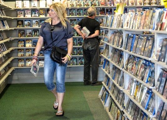 Last Video Store In Anderson