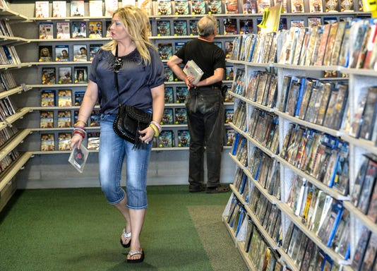 Last Video Store In Anderson