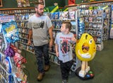 Family Video stores in Anderson and Mauldin tap into a nostalgia for rentals that keeps a longtime tradition going.