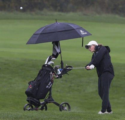Wiaa State Golf Girls Tournament 100818 Js 0260