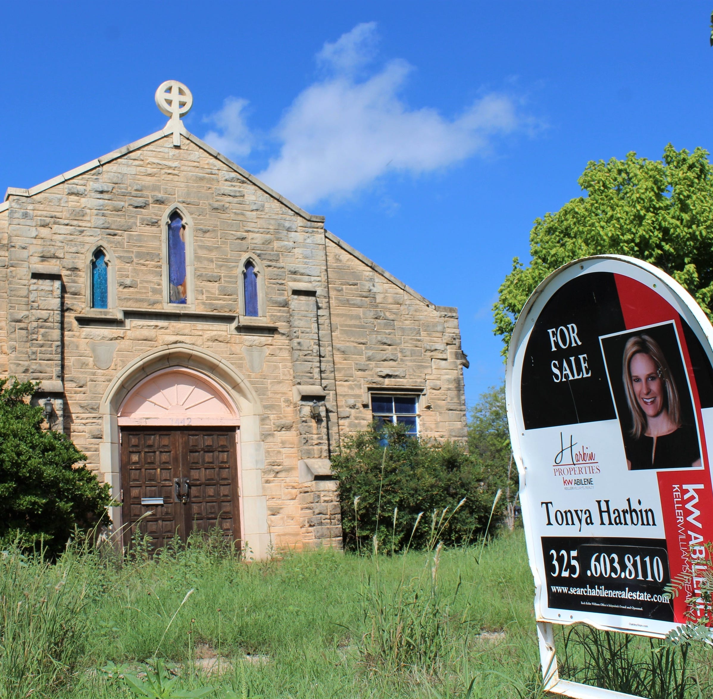 Does a church for sale in Abilene have a prayer?