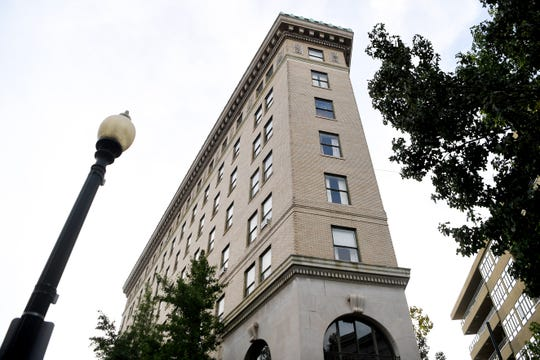 Major renovation plans have been submitted for downtown Asheville's Flatiron Building, one of the city's most recognizable structures, to convert it into a boutique hotel.