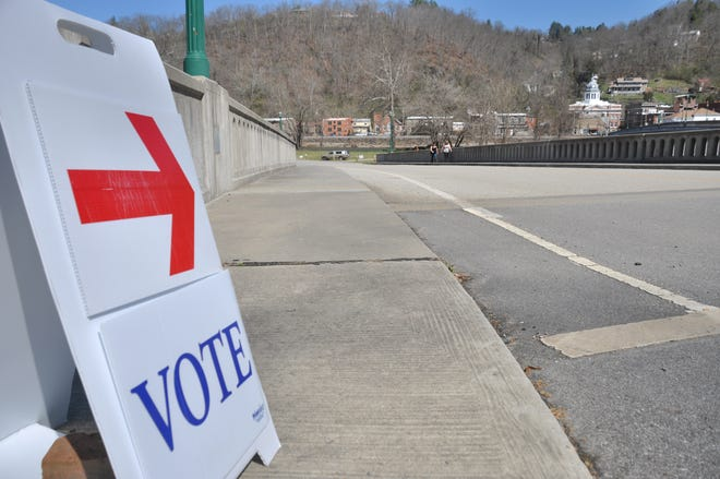 The ballots are set for municipal elections in Marshall, Mars Hill and Hot Springs. Election Day is Nov. 5.