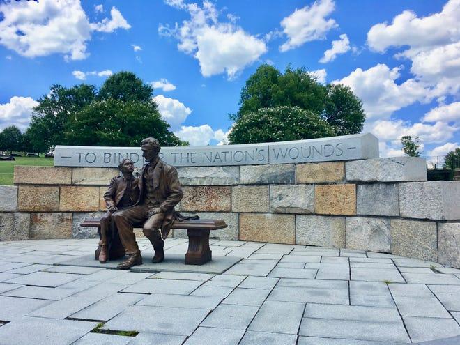 Lincoln and Child, Richmond, Virginia