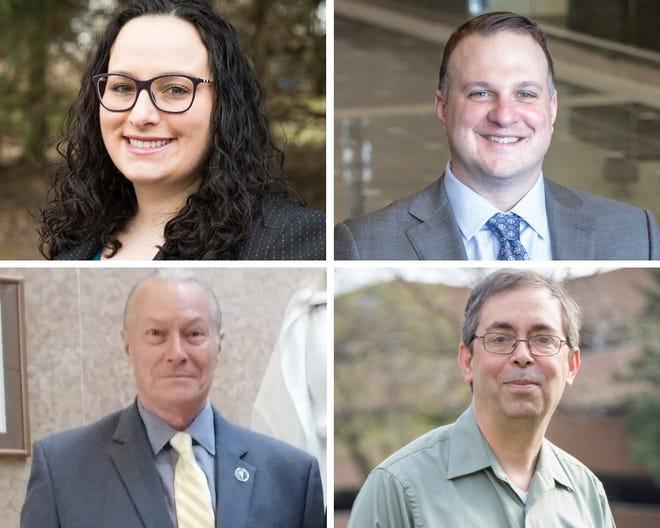 Candidates for the 63rd District Representative in State Legislature.