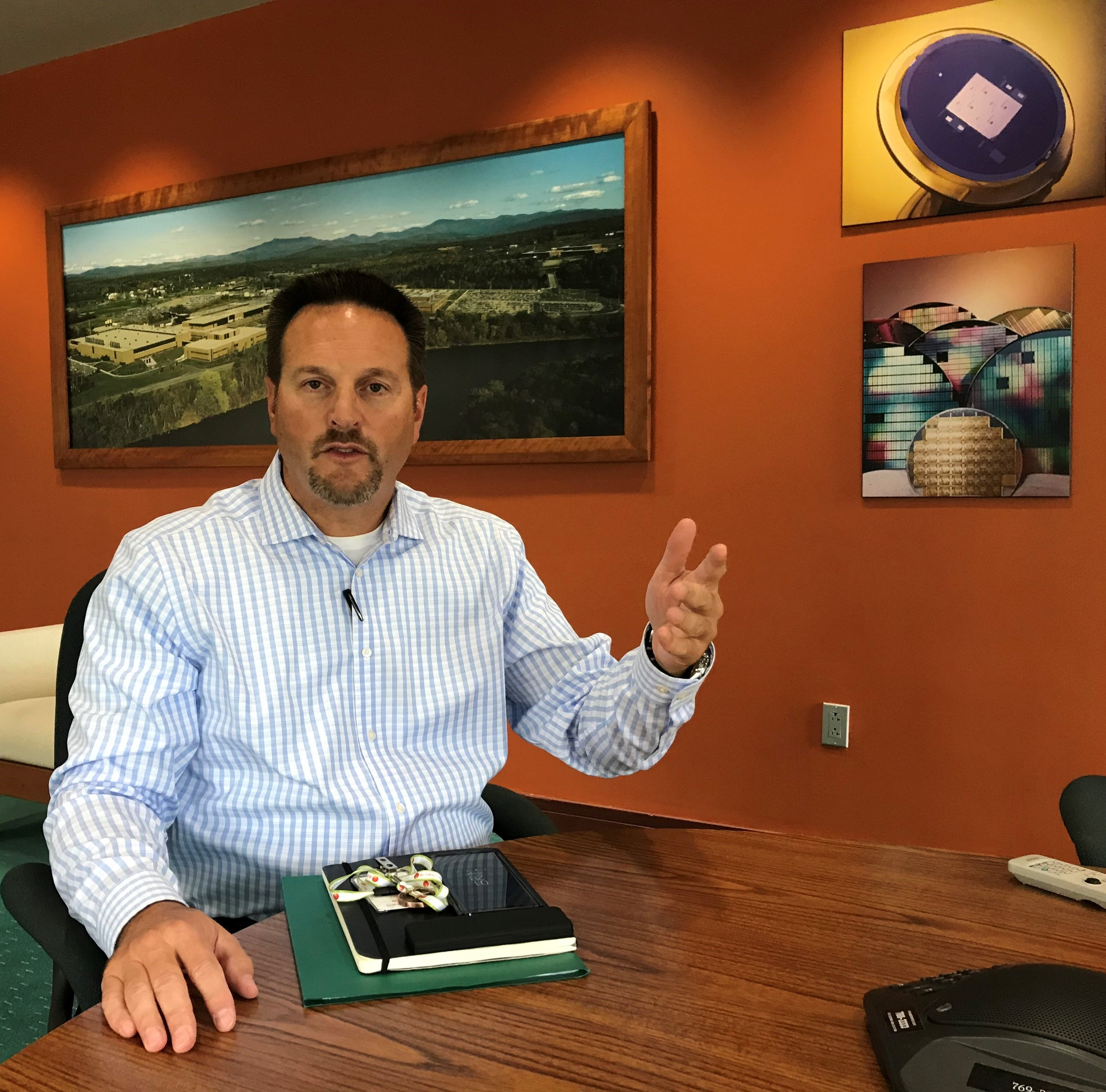 GlobalFoundries executive: Cheaper power a must for Essex Junction fab