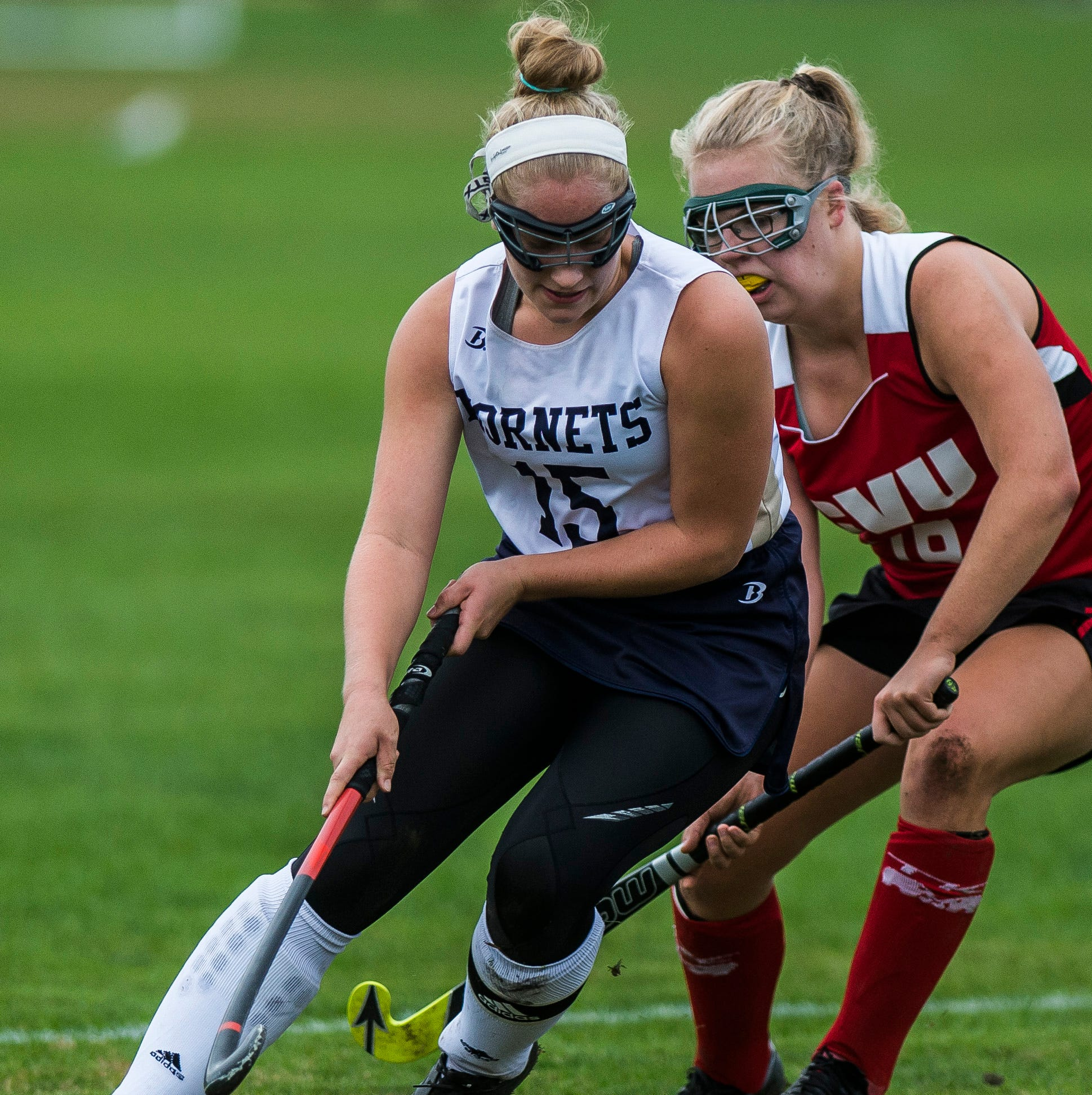 Vermont high school highlights: Morin, Essex field hockey edge CVU