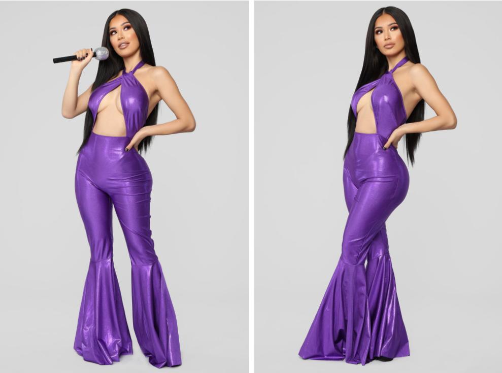 e7e19700a49 Fashion Nova launches Selena Quintanilla inspired Halloween costume