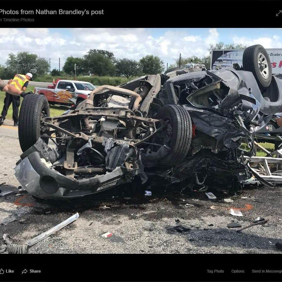 Texas DPS: man dies in rollover crash on U.S. Highway 77 near Bishop