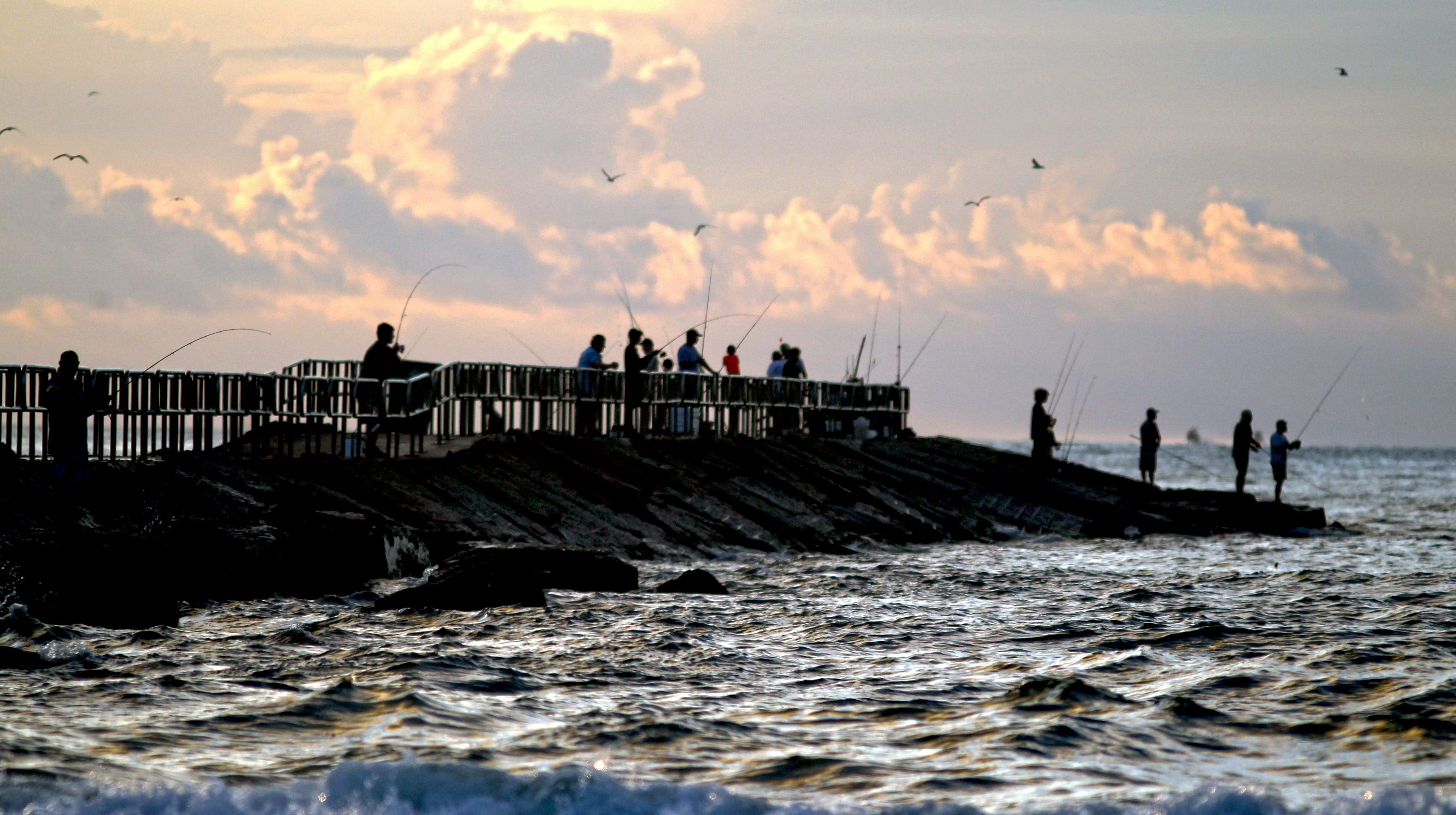 Here's what you should know before fishing Corpus Christi's newest and easiest jetty