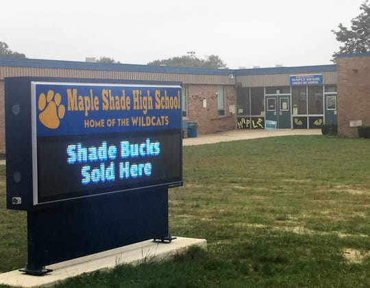 Maple Shade's school board is seeking voter approval for a plan to upgrade the district's high school and elementary schools.