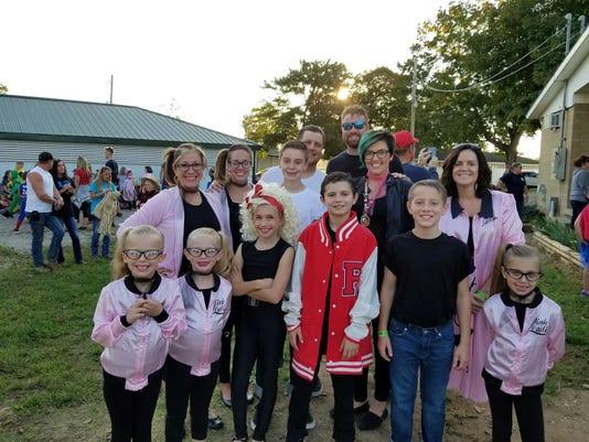 Cgo Ross County 4 H Halloween Spirit Gang Hc