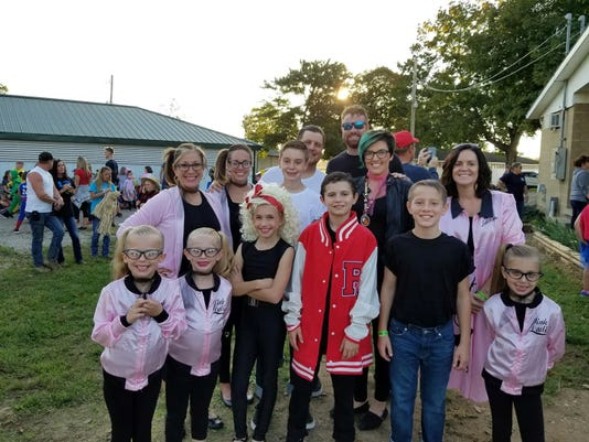 Cgo Ross County 4 H Halloween Spirit Gang Hc
