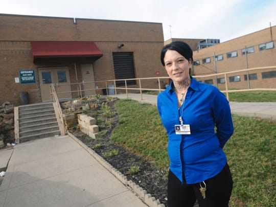Brandy Morris-Hafner, has been in recovery for eight years and has since gotten married, went back to school and currently works with law enforcement as the administrator of the Ross County day reporting program.
