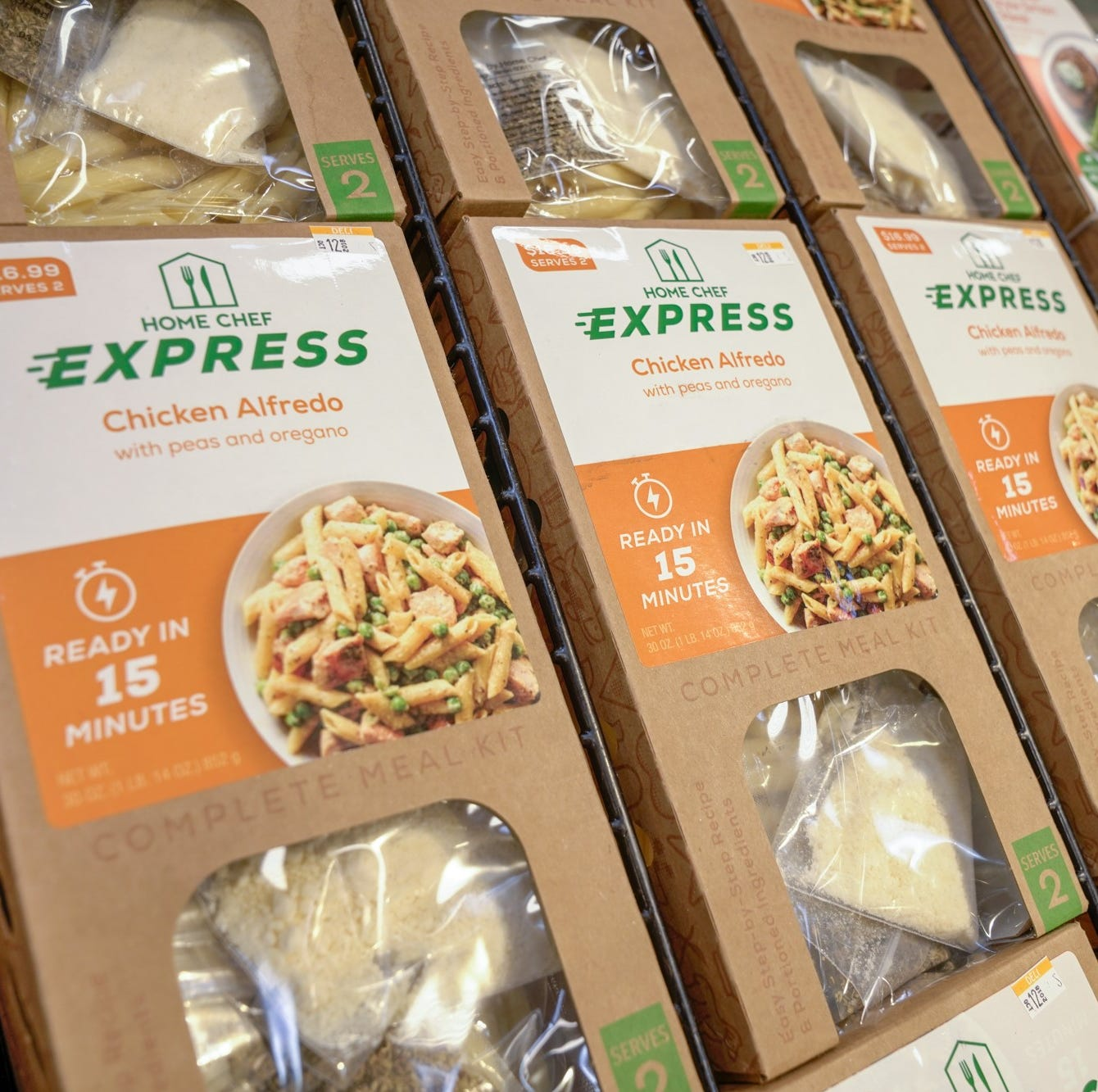 Home Chef: Kroger begins to roll out meal kits into supermarkets