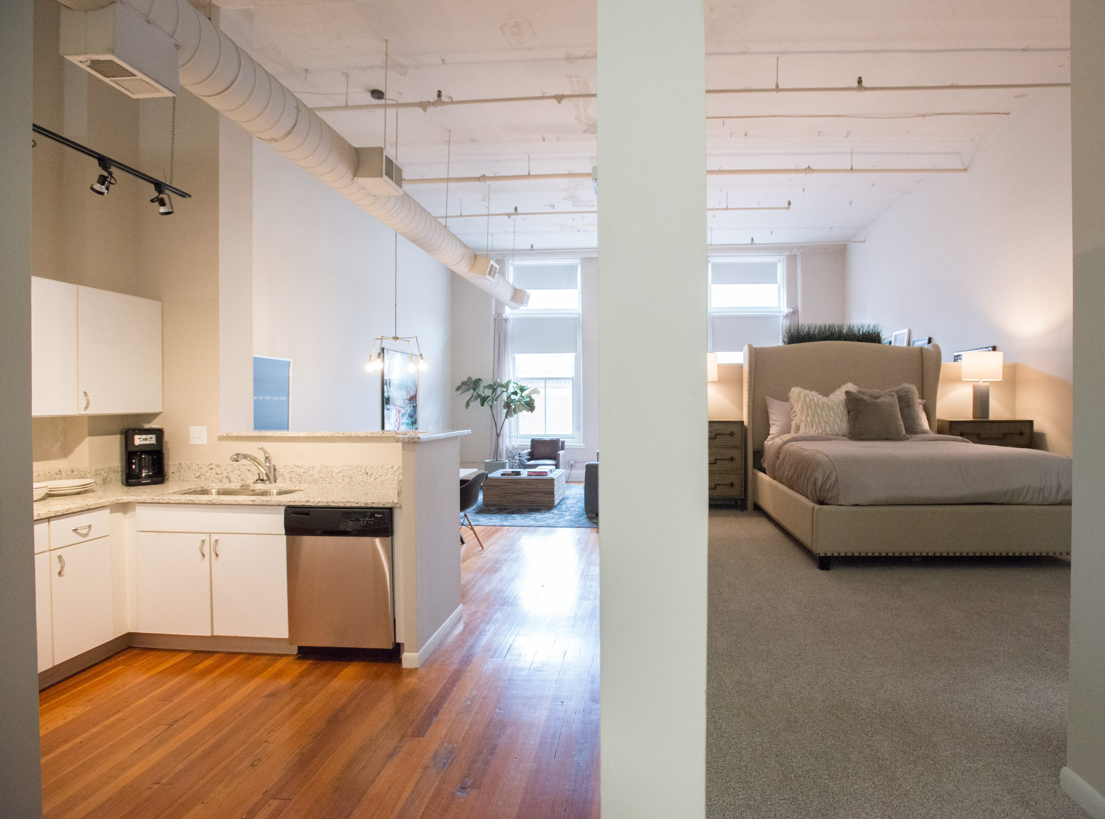 The Downtown Tour of Living features a self-guided tour of 15 apartments and condos in the Central Business District.